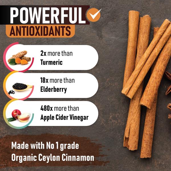Antioxidant support | True Vine Organics