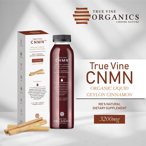True Vine Organics CNMN